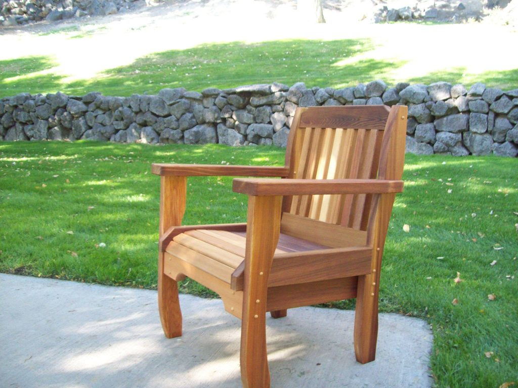 Handbuilt Hardwood Lawn Furniture T L Cedar